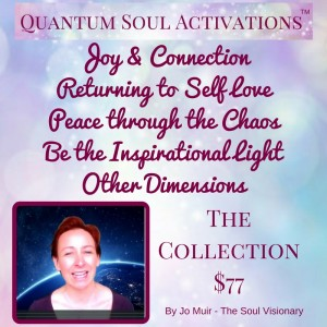 Quantum Soul Activation Collection