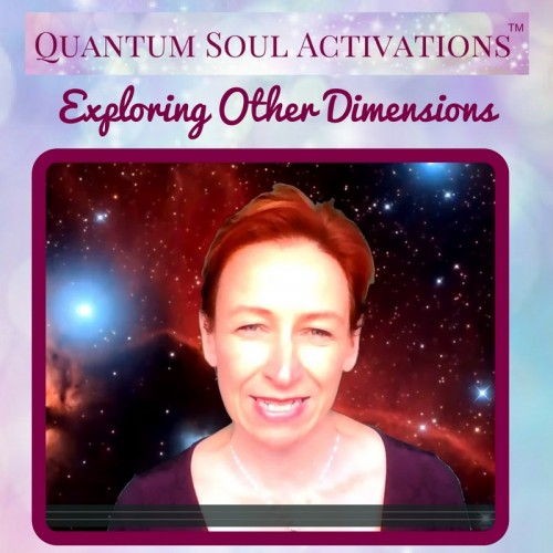 Quantum Soul Activation - Other Dimensions