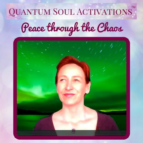 Quantum Soul Activation for peace through Chaos