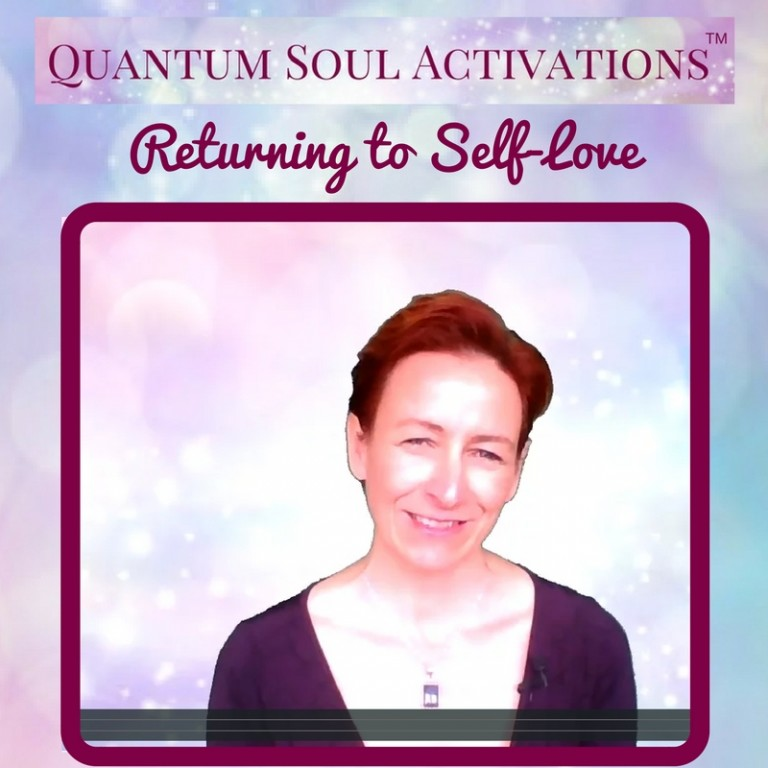 Quantum Soul Activation for Self-Love