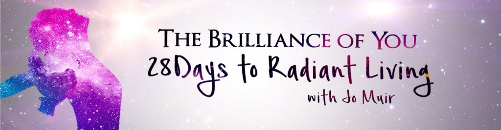 The Brilliance of You - 28 Days to Radiant Living
